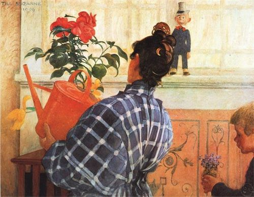 Carl-Larsson-Karin-And-Esbjorn