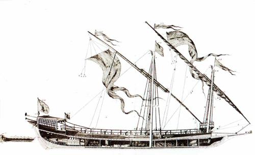 Galée de Coronelli