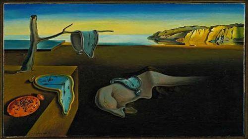 Salvador-Dali-Persistance de la memoire