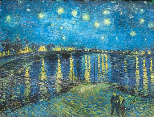 Van Gogh-Nuit-étoilée-Orsay