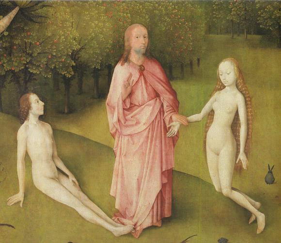 Bosch-4-Jardin-des-délices-Panneau-gauche-détail