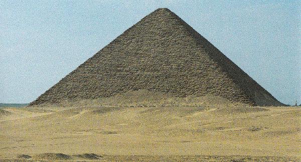2° Pyramide de Snéfrou