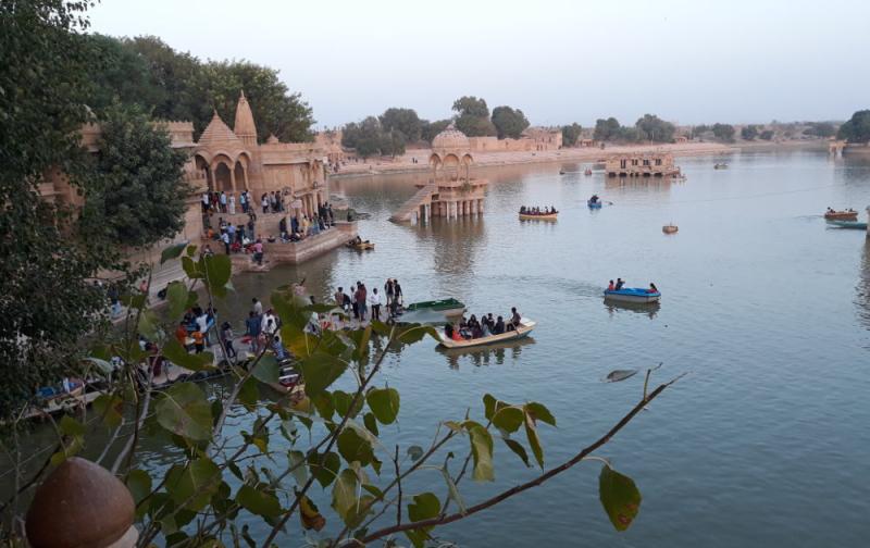 Jaisalmer Lac de Gharsîvar