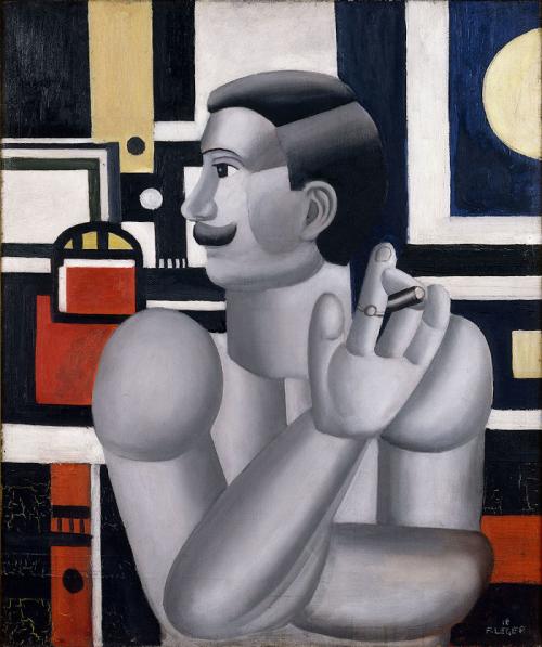 Le mécanicien Léger_Musée Beaux Arts Canada a