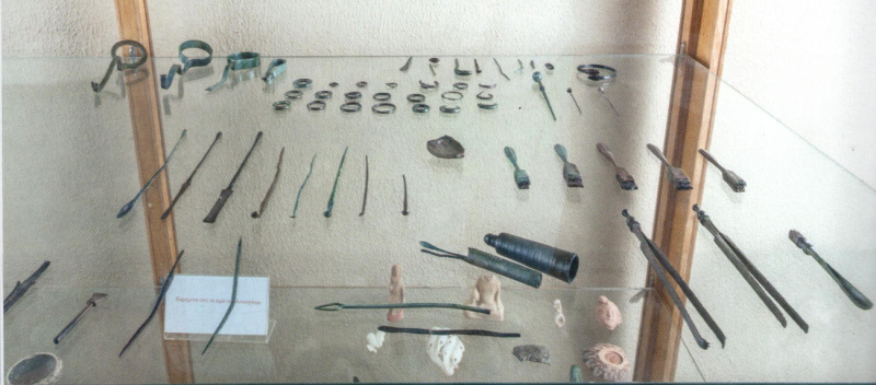 Musée d'Epidaure Instruments chirurgicaux