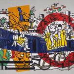 4 Fernand_Léger_La_grande_parade_(1954)