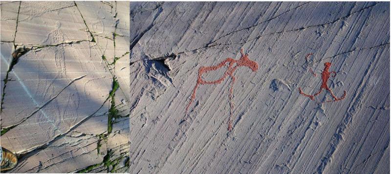 Gravures préhistoriques d'Alta